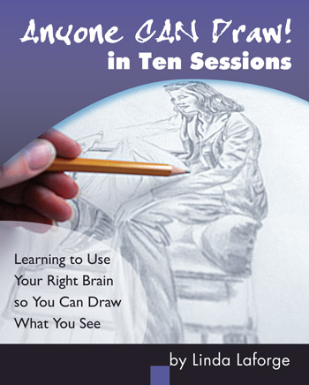 Anyone Can Draw in Ten Sessions Book back cover