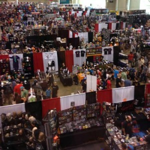 Fan Expo 2015 South Building Floor